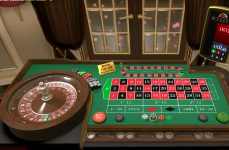 first person roulette screenshot