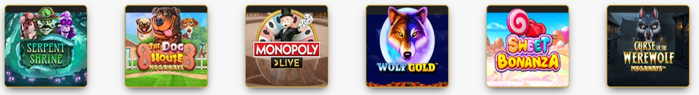 overgie casino spellen online